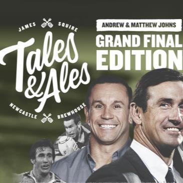 TALES & ALES - JOEY & MATTY JOHNS
